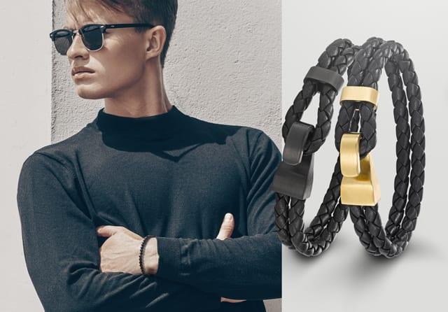 Bracelets TeNo pour hommes