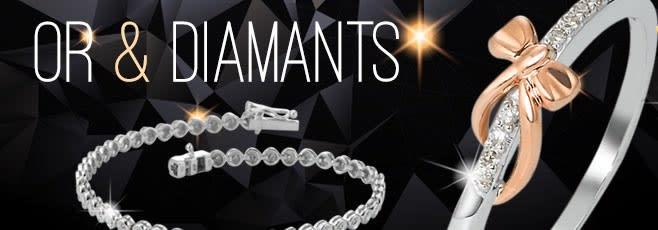 Or & diamants